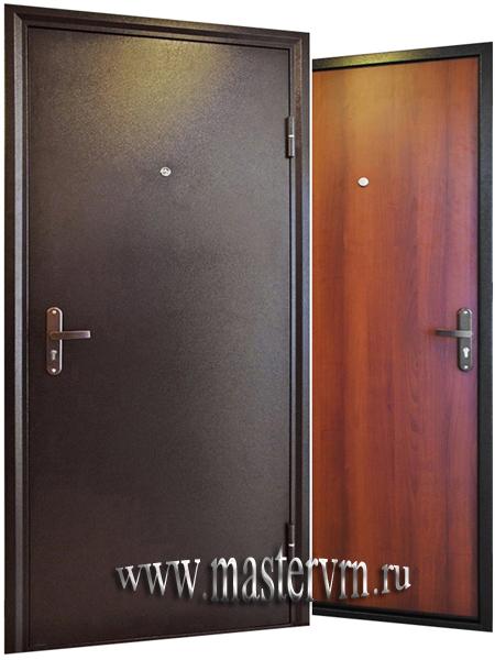 металлические входные стальные и железные двери воронеж